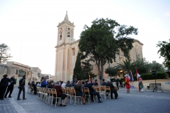 Inauguration of the Balzan Square and Tourist Heritage Trail Project